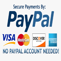 Secure Credit Card Payment With-PayPal